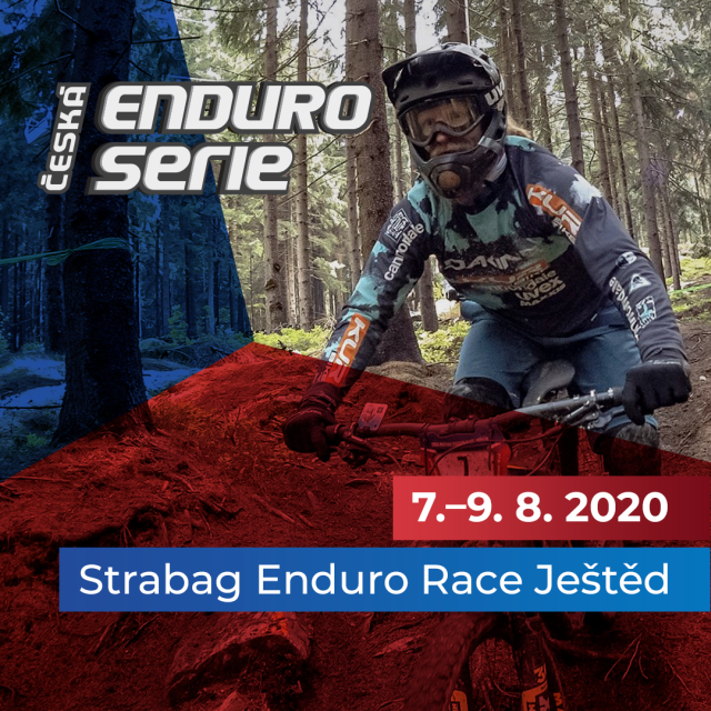 Strabag Enduro Race Ještěd - aktuality k 7.8.2020