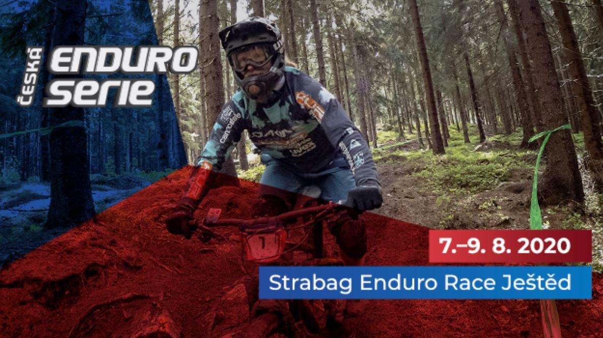 Strabag Enduro Race Ještěd - parkování,kempování