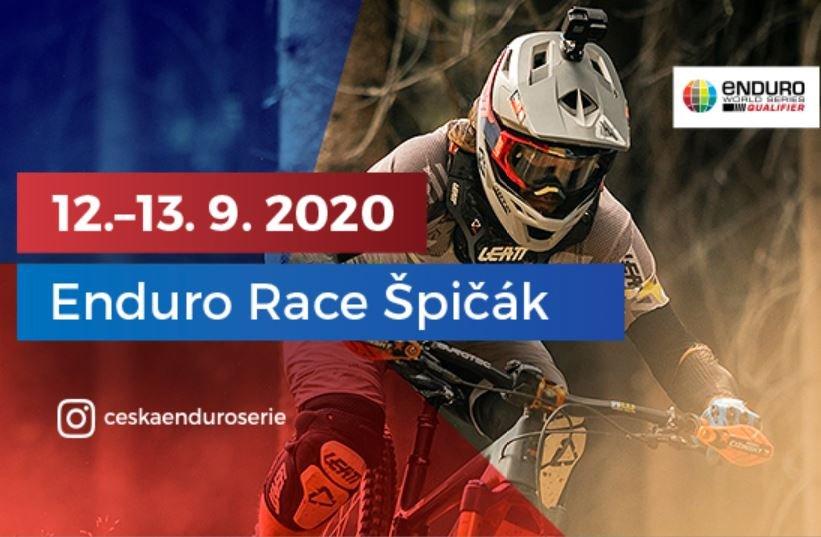 Poslední závod letošní sezony je tady! Enduro Race Špičák 12.-13.9.2020