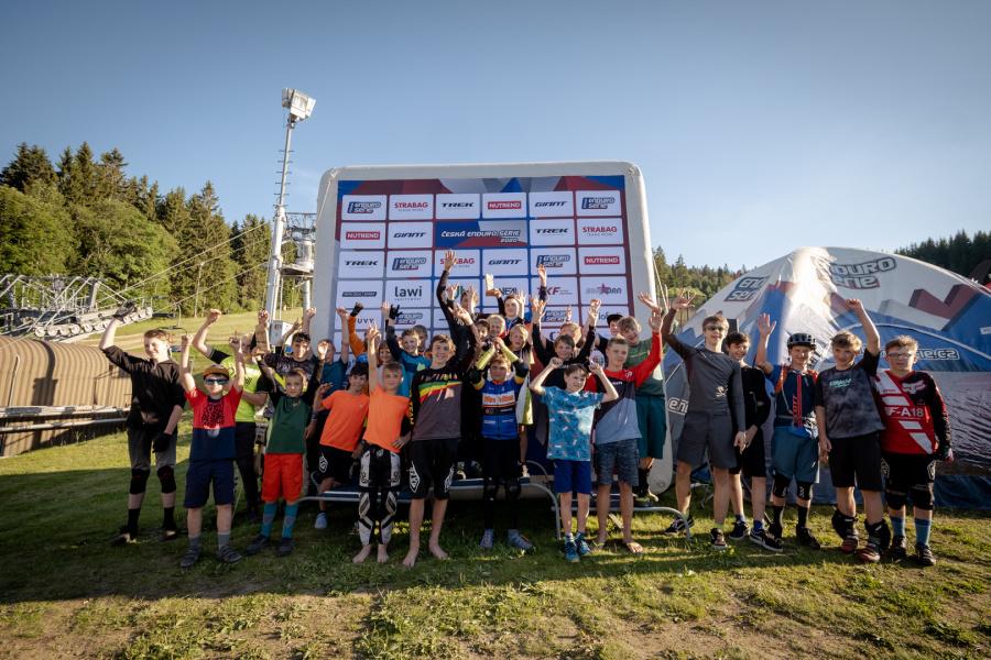 Trek Enduro Race Zadov